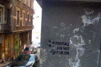 Futbol faşizme karşıdır