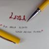 Aşk sözle olsaydı, kalem mecnun olurdu