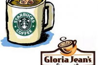 Gloria Jeans ve Starbucks