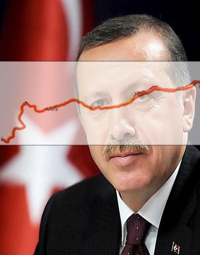 Başbakan ve Suriye